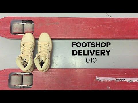 "Footshop Delivery 010 - 2. 4. 2016: Nike SB Dunk ""Waffle"", Jordan 5 low, Nike Air Force, Saucony"