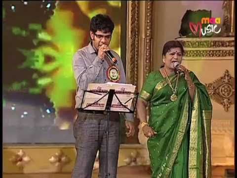 L.R. Eswari sings for Rama Naidu