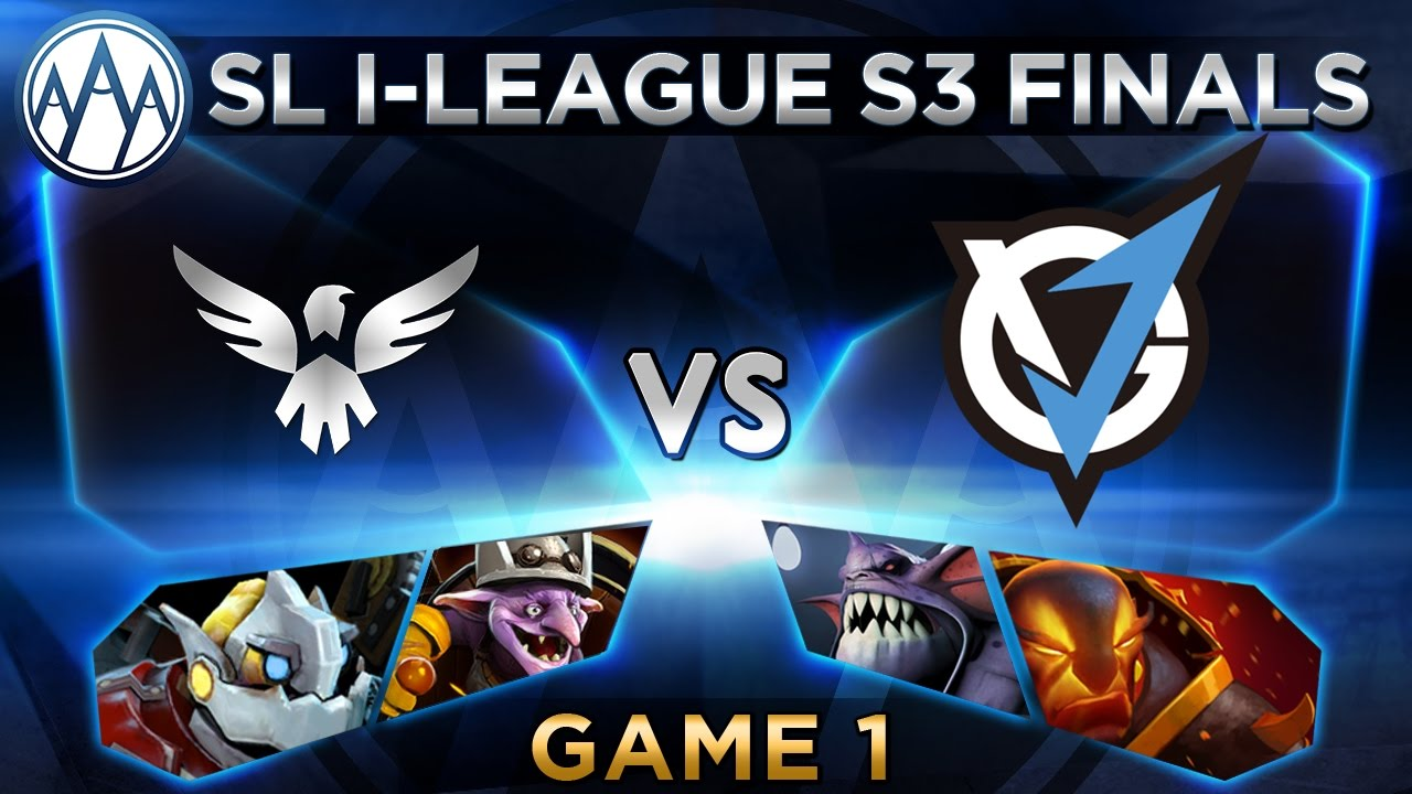 Wings vs VG.J Game 1 - SL i-League StarSeries S3 LAN Finals Group Stage - @Lyrical @Fogged