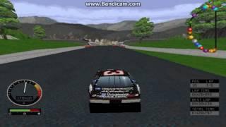 NASCAR Road Racing (PC) Gameplay