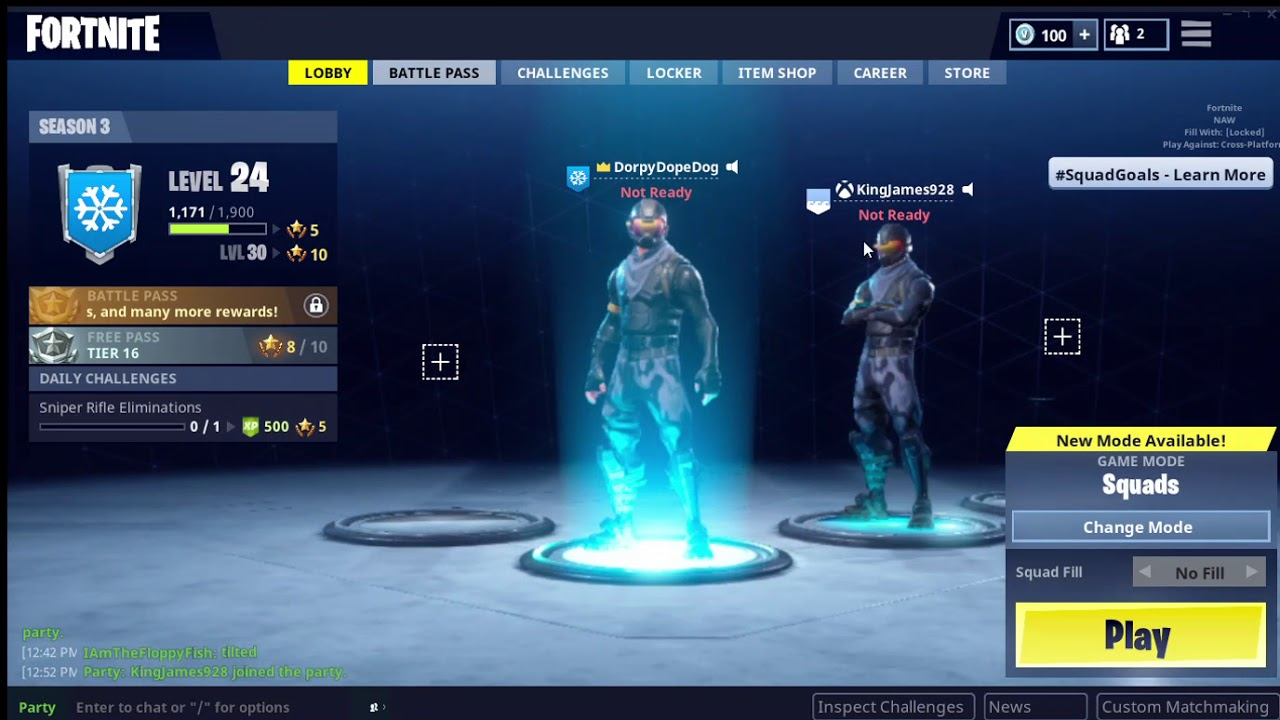 how to talk in fortnite without a mic - how to talk in fortnite mobile