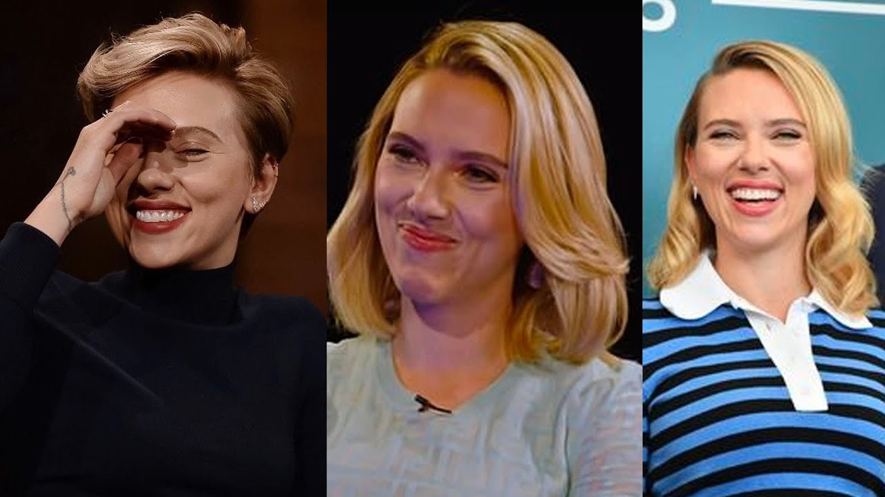 Scarlett Johansson FUNNY MOMENTS | BLOOPERS | TRY NOT TO LAUGH | Marvel FilmArsty 2020