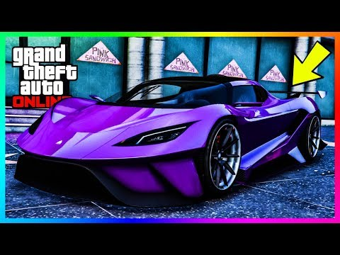 The NEW BEST & FASTEST Super Car In GTA Online - Should You Buy The Overflod Tyrant For $2,515,000?