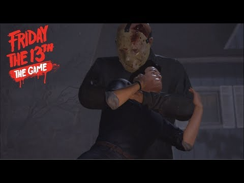 F13 - Part IV Jason Voorhees gameplay (Jarvis House Map)