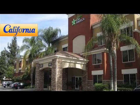 Extended Stay America - Los Angeles - Monrovia, Monrovia Hotels - California