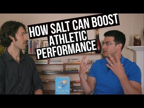 High Salt Diets & Athletic Performance w/ Dr. James Dinicolantonio