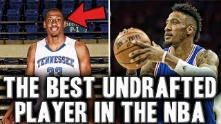 The Story Of The Best Undrafted Player In The NBA Robert Covington
