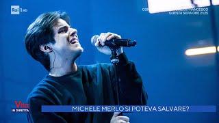 Michele Merlo, il papà:
