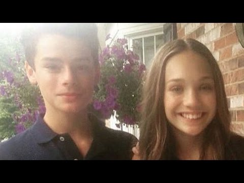 How Maddie Ziegler Met Her Boyfriend REVEALED