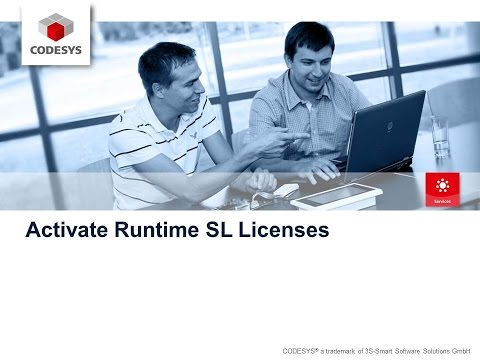 CODESYS Tipp Activate Runtime SL Licenses (on Raspberry Pi) (valid thru  V3 5 SP12)