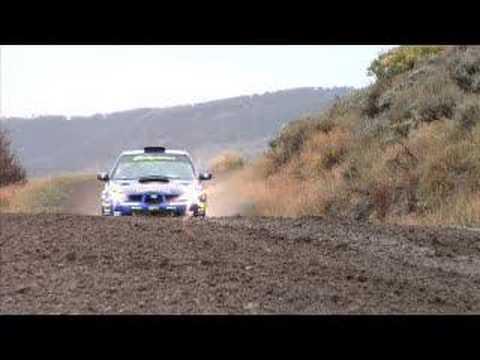 Subaru Rally Team USA - Rally Colorado 2007