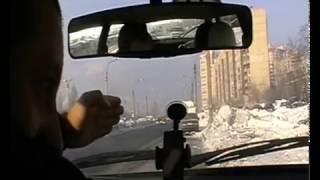 Инструктор по вождению, СПб, начальные навыки, включение поворотов(, 2014-03-12T11:12:28.000Z)