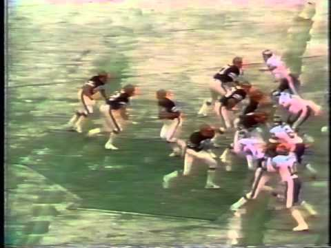NFL Today halftime highlights - November 27, 1977