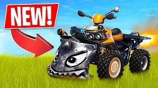 "*NEW* Rocket ATV ""Quadcrasher"" Gameplay!! (Fortnite LIVE Gameplay)"