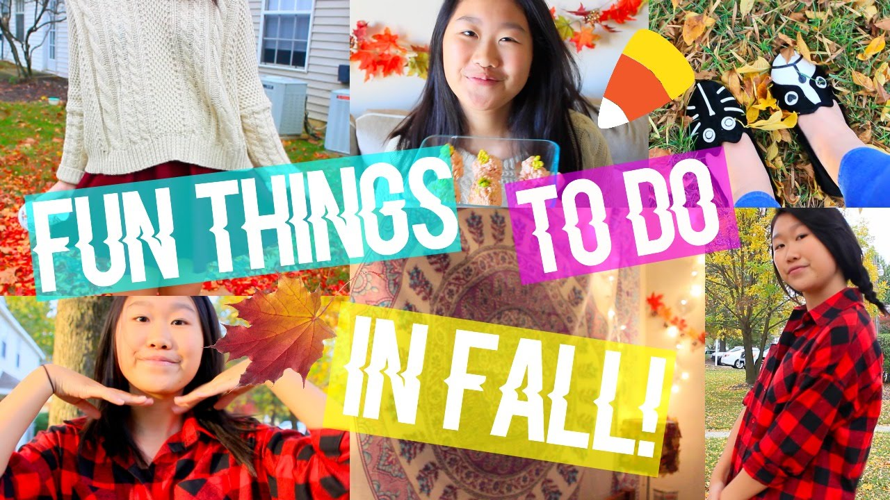 fun things to do in the fall when you 39 re bored diy treats outfits more youtube. Black Bedroom Furniture Sets. Home Design Ideas