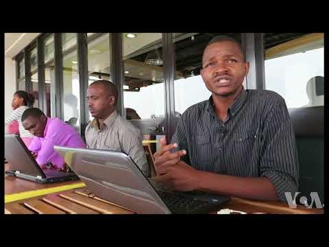 Ces jeunes Rwandais misent leur avenir sur l'entrepreneuriat (vidéo)