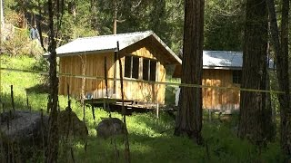 A look inside the cabin where missing Tennessee teen was found