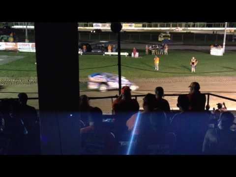 Jack Johnson Tribute race at Fonda Speedway