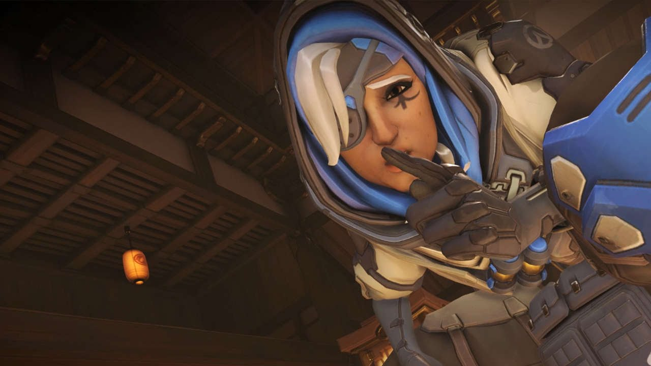 overwatch how to play ana