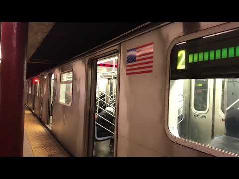 IRT Subway: (2) & (5) Trains @ 3rd Avenue-149 Street.
