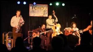 Copacabana Bossa Nova Quintet - 2011.02.19. - Fonó