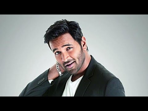 New Hairstyle Tutorial Of Indian Actor Manchu Vishnu Youtube