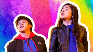 Ranz and Niana TEAR UP the stage at VidCon's Night of Dance