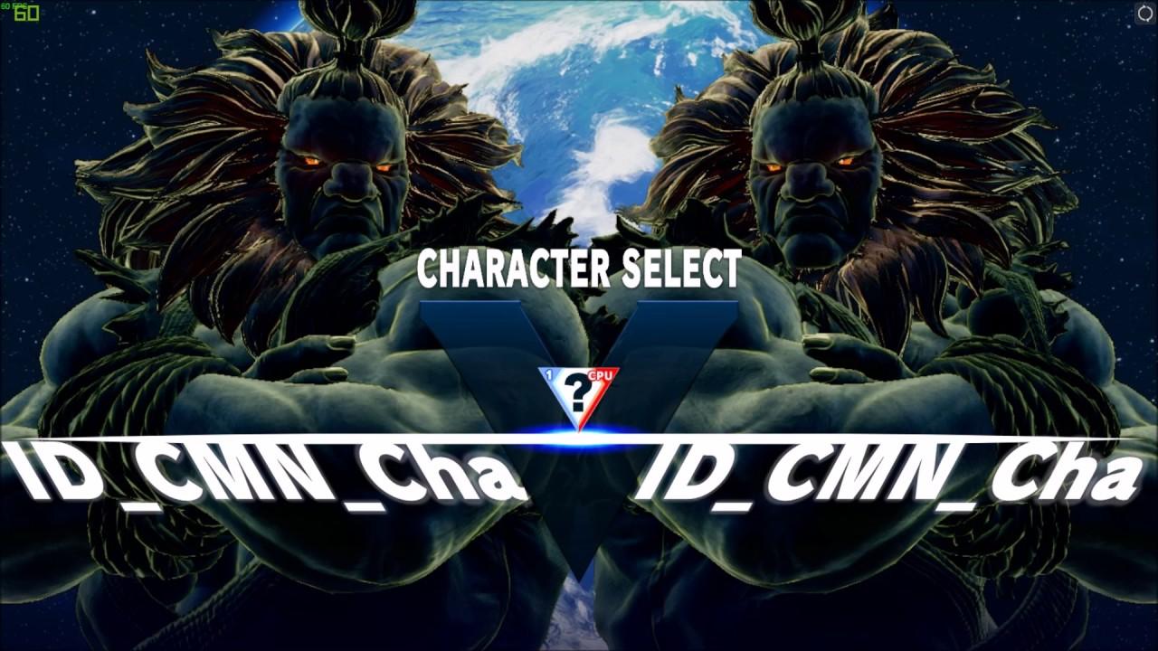 Street Fighter V (Alpha3Max custom) PSP 1~3k | GBAtemp net