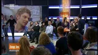 Weltuntergang oder Weihnachten: Macht Glauben selig? - Philipp Möller bei ZDF log in