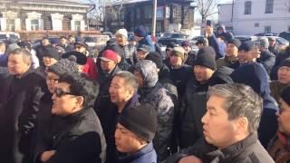 Сотни Бурят призвали к ответу Киргизскую диаспору в г. Улан-Удэ