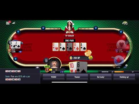 WSOP MOBILE GAME TEXAS HOLDEM, POKER STARTING FROM 1M CHIPS TO 10B. PART-5 [CURRENT 62M]