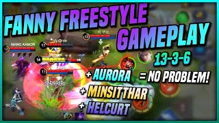 Do you miss me? FREESTYLE GAMEPLAY! FANNY SKYLARK ...