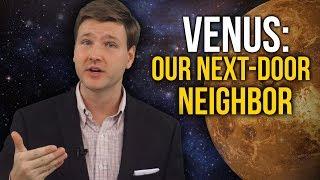 Venus - Our Next Door Neighbor   David Rives