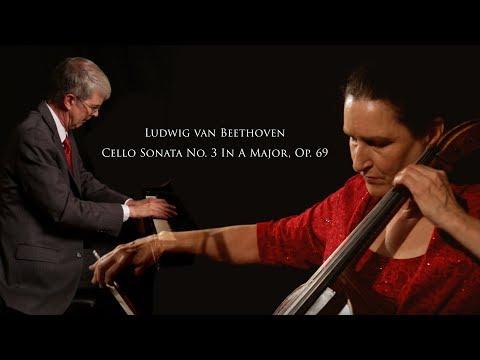 Beethoven Cello Sonata in A, Op. 69, GreenTodd
