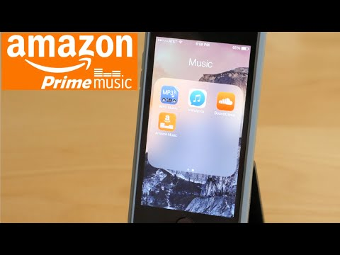 Amazon Music App Review - Millions of Free Songs