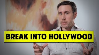 Breaking Into Hollywood As A Film Editor And FIlmmaker - Tom Oesch [FULL INTERVIEW]