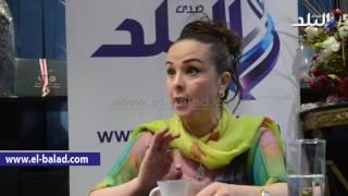 بالفيديو.. حنان شوقى: 'السينما وحشتنى'.. وأستعد لفيلم من إنتاج عراقى