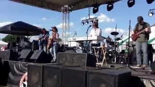 Melissa Crispo Band ~ Running in Circles