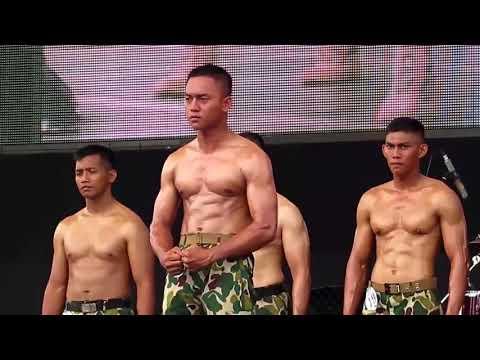 Binaraga Marinir TNI
