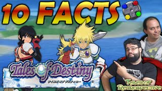 Top 10 Facts About - Tales of Destiny