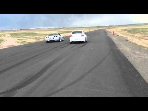 Z06 Testing and Cobalt Race