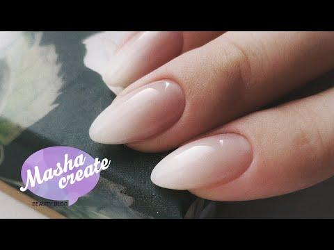 Острые короткие ногти