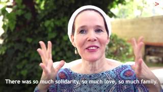 Message from Rachelle Sprecher Fraenkel for Sinai Indaba
