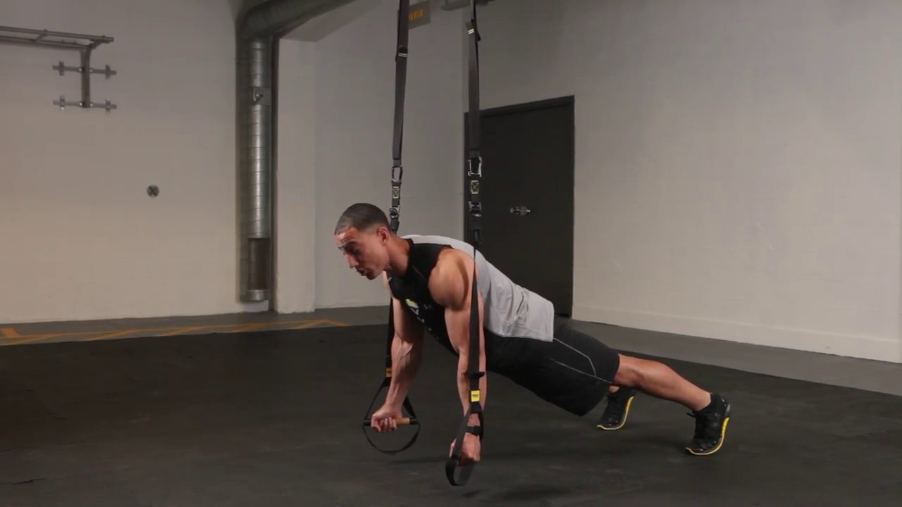 Image result for trainer push ups