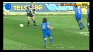 Italian Serie A Top Scorers: 1997-1998 Oliver Bierhoff (Udinese) 27 goals