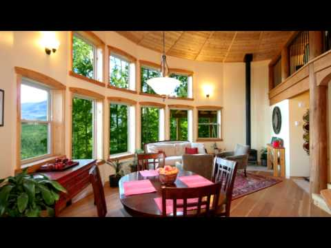 Custom Round Home Video & Photo Gallery | Your Future Mandala Home
