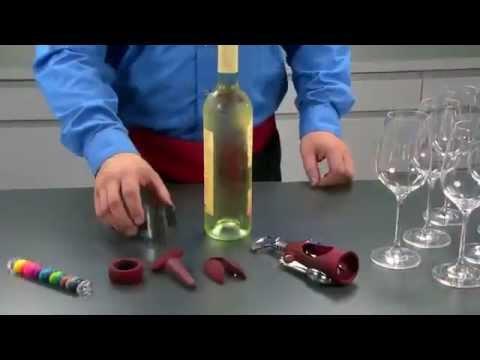 Каталог недорогих винных наборов в интернет-магазине оазис маркет. Доставка по москве и всей россии. Набор винных аксессуаров в кейсе tq220.