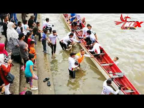Sekitar Sarawak Regatta - Kuching Waterfront Festival 2017