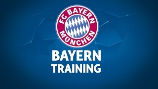 Bayern Training Session