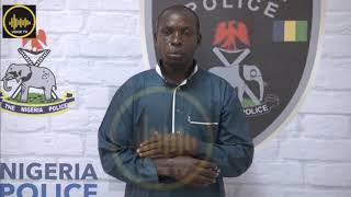 Police Arrest Taraba Notorious Kidnaper, That Killed 3 Policemen On Operation